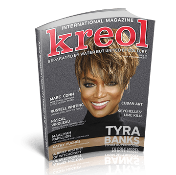 Kreol Magazine Print Edition